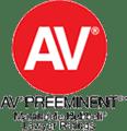 AV® Preeminent™ Martindale-Hubbell® Lawyer